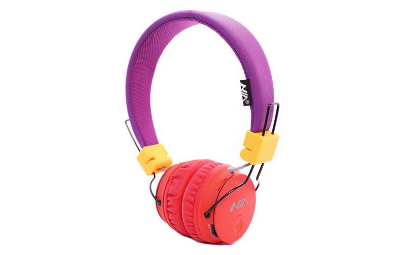Bluetooth Stereo Headset Nia X2 Niaelec Best Bluetooth Headpones Nia Headphones Manufactuer
